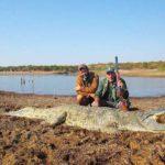 Crocodile Hunting In Zimbabwe