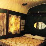 Malindi Railway Carriage Bedroom
