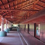Malindi Railway Carriage Accommodation