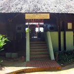 Malindi Station Lodge Entrance